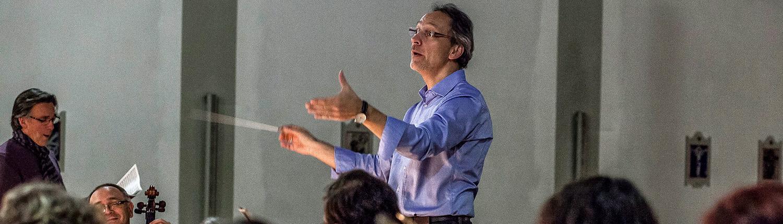 Christoph Rethmeier, Künstlerischer Leiter