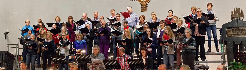 Vox Humana Ensemble, Orchesterprobe